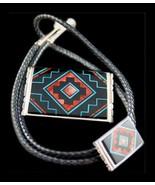 Native Navajo Sterling Silver Rug Design Multi-... - $2,968.02