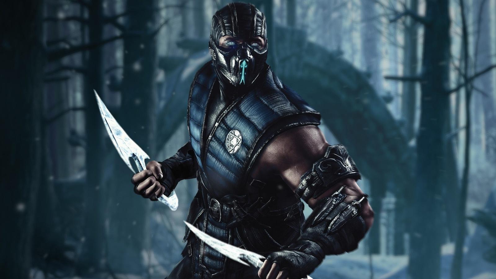 Mortal Kombat X Sub Zero Poster 12x19 inches (32x49cm ...