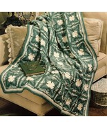 Z077 Crochet PATTERN ONLY Pretty Petals Clover ... - $7.45