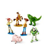Disney Toy Story Figures Decorative Cake Topper... - $19.30