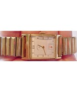 Men's 14K gold filled Lord Elgin 559 Wristwatch... - $98.95