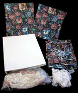 Photo Album Padded Fabric Covered Scrapbooking ... - $20.00