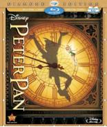 Peter Pan (Three-Disc Diamond Edition Blu-ray/D... - $58.00