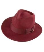 Who Ced Maplewood Wool Safari Grosgrain Band Br... - $59.00