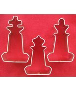 Chess set cookie cutters - only $24 with discount  - $30.00