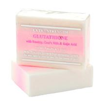 5 Bars Premium Extra Strength Whitening Soap w/Glutathione,Goat's milk,Rosehip - $49.01
