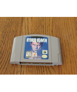 Hybrid Heaven  (Nintendo 64, 1999) TESTED N64 RPG - $12.86