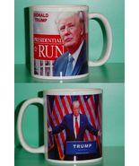Donald Trump 2 Photo Designer Collectible Mug  - $14.95