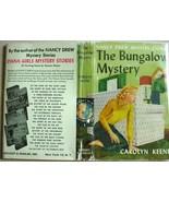 Nancy Drew #3 THE BUNGALOW MYSTERY hcdj 1961B-7... - $20.00