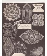 Elizabeth Hiddleson Volume 18 Thread Crochet Vi... - $9.79