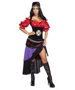 Roma Sexy Gypsy Maiden Fortune Teller Halloween... - $105.00