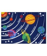 Solar System Rug Planets Science Galaxy Area Ac... - $34.64 - $46.52