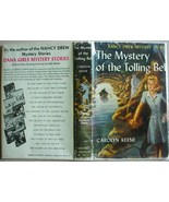 Nancy Drew #23 THE MYSTERY OF THE TOLLING BELL ... - $40.00