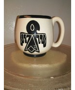 Arizona Western Tribal design coffee cup Signed... - $20.00