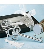 50 Key To My Heart Bottle Openers Wedding Favor... - $74.23