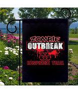 Zombie Outbreak Response Team New Small Garden ... - $12.99
