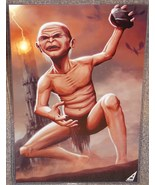 Lord of The Rings Gollum Glossy Print 11 x 17 I... - $24.99