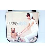 Audrey Hepburn Vintage Bicycle Sling Messenger ... - $20.00