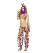 Sexy Roma Seductive Genie In A Bottle Harem Gir... - $85.00