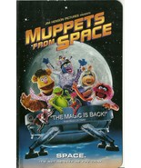 Muppets From Space VHS Jim Henson - $2.99