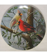 The Cardinal Collector Plate Knowles #4357J 1984 - $44.54