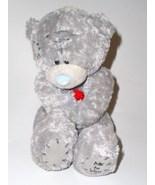 Me To You Tatty Teddy Gray Bear Plush Papel Gif... - $22.88
