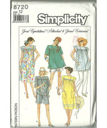 Simplicity Sewing Pattern 8720 Misses Womens Ma... - $16.99