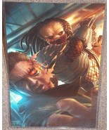 The Predator vs The Terminator Glossy Print 11 ... - $24.99
