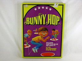 Bunny Hop Board Game Parker Brothers Excellent ... - $15.30