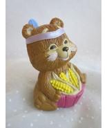 Hallmark Merry Miniature Thanksgiving Bear with... - $5.50