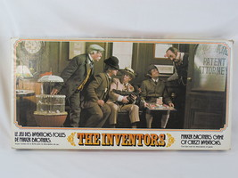The Inventors 1974 Board Game Parker Brothers C... - $28.17
