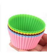 Creative Silicone Cake Tools Homemade Tarts Mou... - $13.55