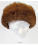 Women's Brown Faux Fur Collar Scarf Retro Vinta... - $30.00