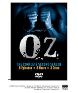 Oz: Season 2 DVD - $7.99