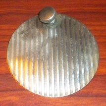 Singer 15-91 Striated Side Arm Cover Plate #125... - $10.00