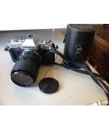 Olympus OMF 35mm SLR Camera  70mm 1:28 sigma zo... - $125.00
