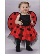 Precious Infant Red & Black Lady Bug Princess C... - $26.18