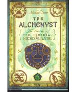 The Alchemyst The Secrets of the Immortal Nicho... - $5.99