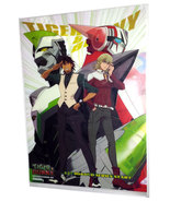 Tiger & Bunny Promotional NFS Anime Mini-Clear ... - $6.88