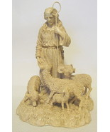Jesus the Good Shepherd Figurine with Sheep - $79.19