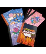 8 NEW Composition Notebooks Dubble Bubble Hot T... - $15.00