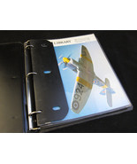 45 Flight Library Airplanes Planes Military Air... - $20.00