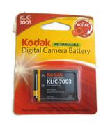 Kodak Digital Camera Battery KLIC-7003 Li-Ion L... - $25.00