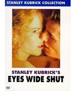 Eyes Wide Shut (2001, DVD) Tom Cruise - Nicole ... - $5.00