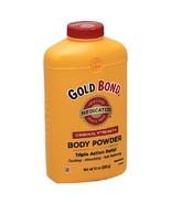 Gold Bond Body Powder Medicated Original Streng... - $14.80