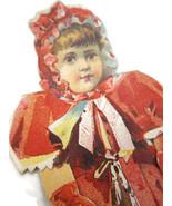Beecham's Constipation Pills Paper Doll Ephemer... - $10.00