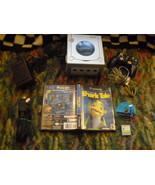 Nintendo GAMECUBE platinum (NTSC) with  shark t... - $69.29