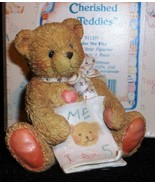 Cherished Teddies COLOR ME FIVE Age 5 Birthday ... - $4.49