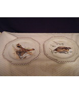 LENOX RIVERWOOD BOB WHITE QUAIL / RUFFLED GROUS... - $4.99