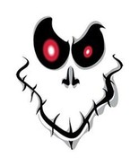 Ghost Face Halloween  Tshirt    Sizes/Colors - $12.82 - $16.78